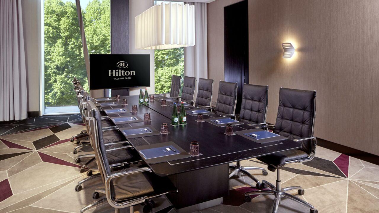Hilton Tallinn Park - Monte Carlo
