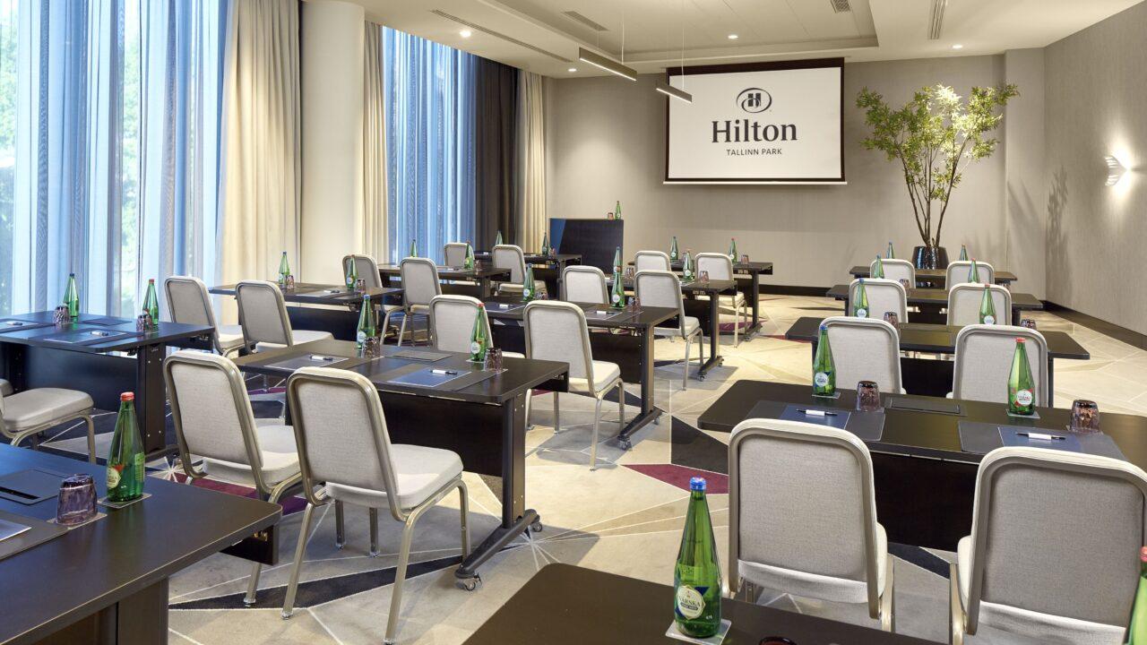 Hilton Tallinn Park -Sydney-Classroom