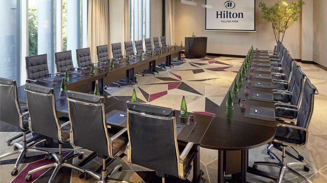 Hilton Tallinn Park - Sydney U